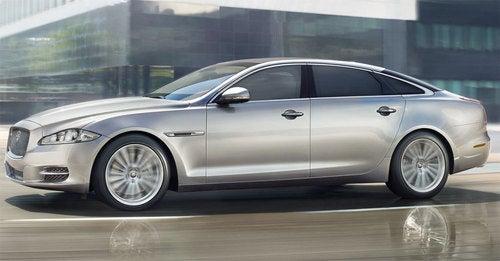 Jaguar XJ Sentinel Armored Car: A Leather-Lined Bunker