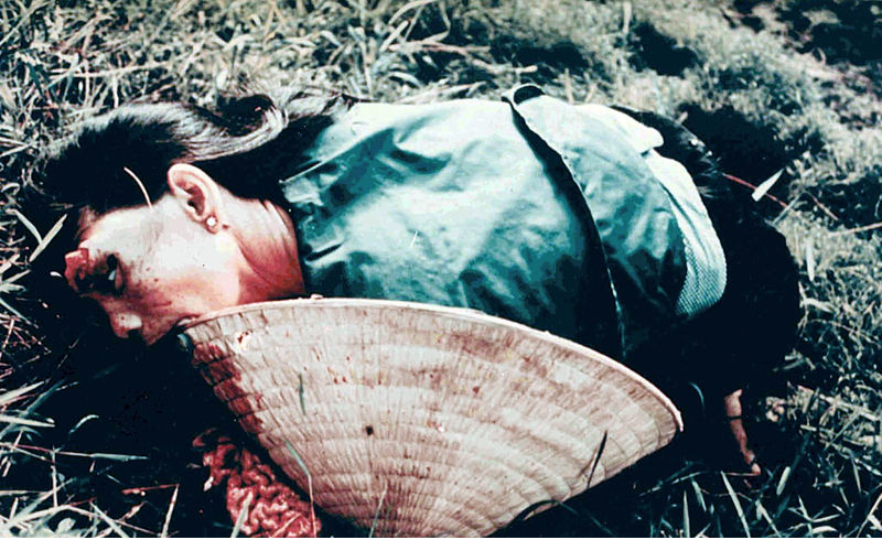 "New Research: Nixon Wanted ""Dirty Tricks"" to Cover Up My Lai Massacre"