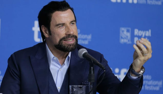 John Travolta on Gay Rumors: 'It's Just About People Wanting Money'