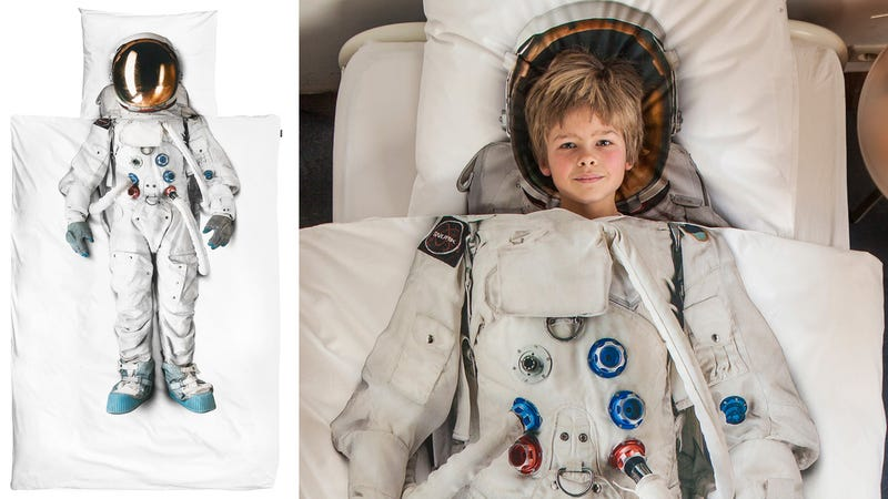 Astronaut Sheets Guarantee the Best Dreams Ever