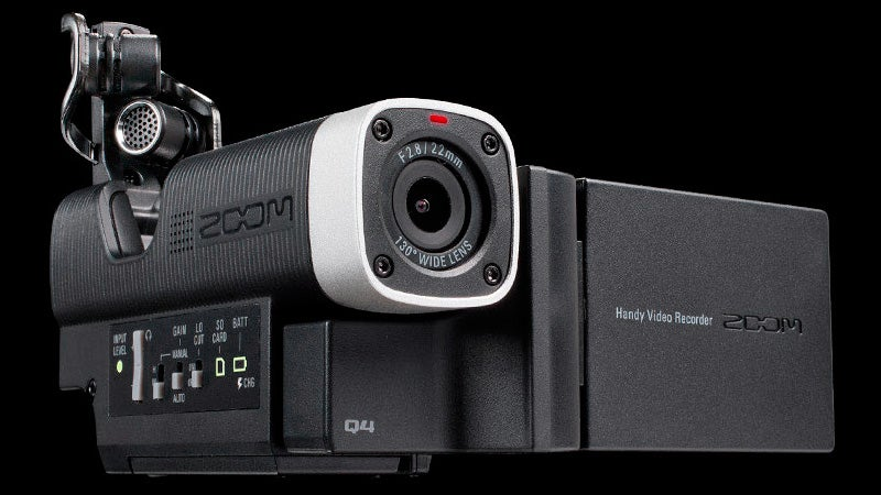 Pop-Up Stereo Mics on Zoom's Q4 Help Ensure Your Videos Sound Good Too
