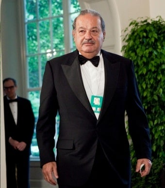 Carlos Slim Buys Amazing Mansion, Ho Hum