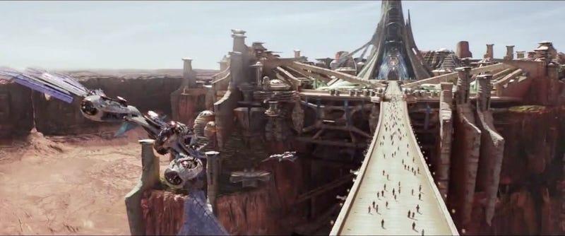 Thark Yeah! 30 John Carter screencaps reveal the secrets of Mars