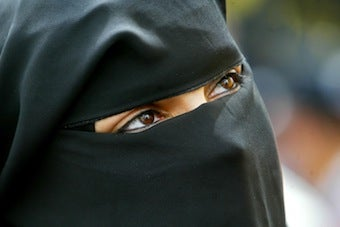 France Expected To Pass Veil Ban Today