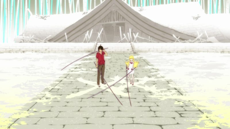Monogatari Second Season is More of the Greatness You've Come to Expect