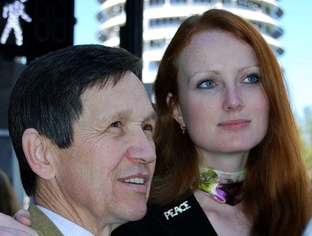 "Kucinich And The UFO: ""The Day Was Strange From The Start..."""
