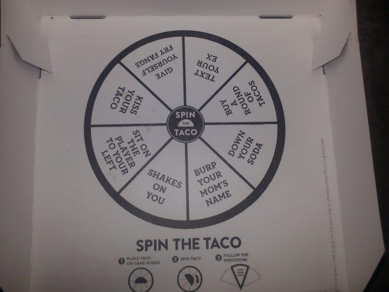 SnackTAYku: Jack In The Box: Jack's Munchie Meals