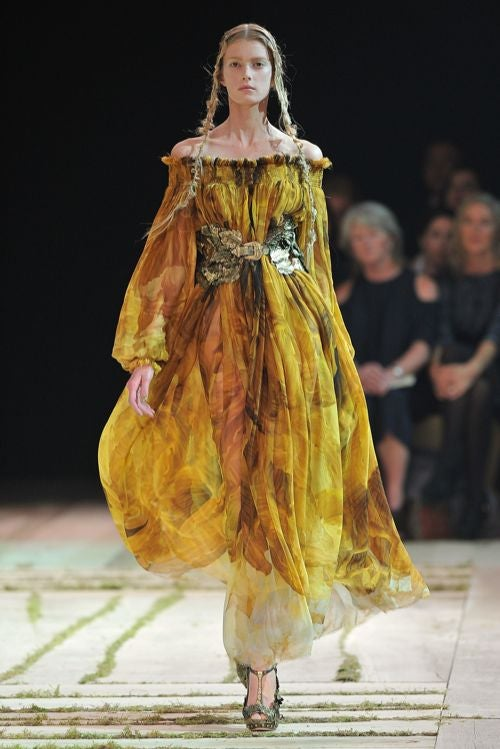 Sarah Burton Pulls Off McQueen Without McQueen
