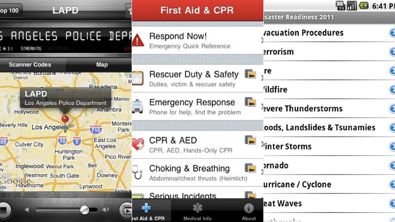 The Apps You Need to Prepare Yourself for a Disaster