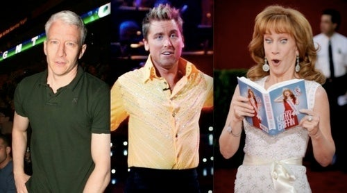 Anderson Cooper, Lance Bass, and Kathy Griffin to Host Gayest New Year's Eve Ever