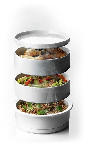 Bake Your Meals the Sino-Scandinavian Way