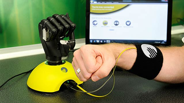 You Can Test Drive a Bionic Hand Without Actually Losing Your Hand