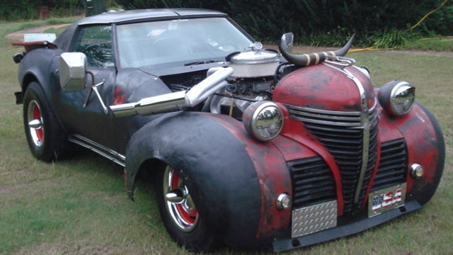 Corvette Truck Gallery