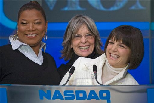 What Do Katie Holmes, Diane Keaton, & Jim Cramer Have In Common?