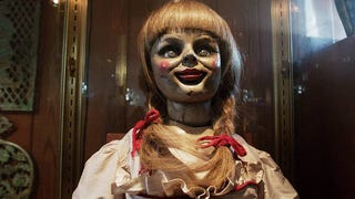 You can visit the real haunted doll behind The Conjuring's new spinoff