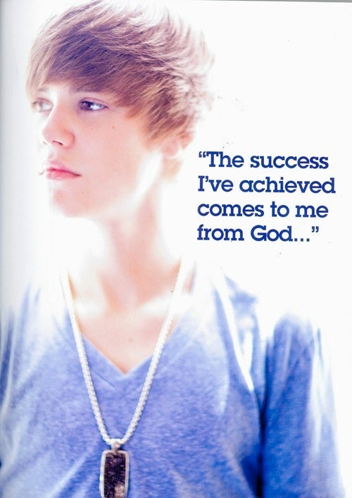 The Tao of Justin Bieber: Faith & Fun