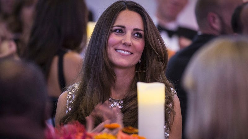 Kate Middleton Brutally Kills a Zillion Dumb Baby Weight Loss Articles