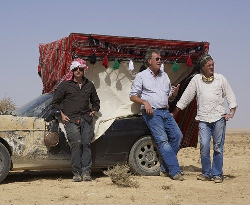 Top Gear Marks Jesus' Birth With Three Idiots