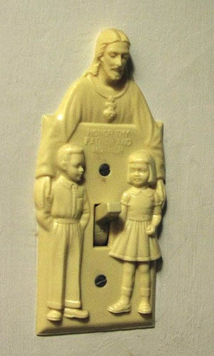 Jesus Switch Turns On, Off
