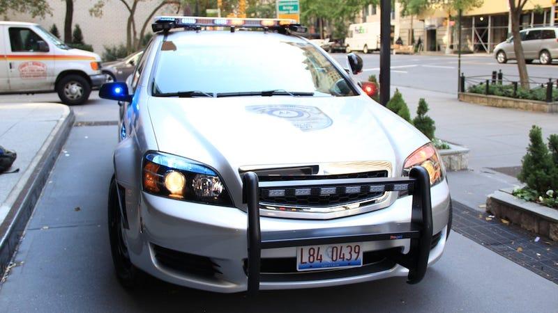 Motorola Cop Car Gallery