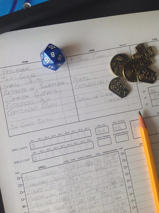 It's The Perfect Time To Play Dungeons & Dragons
