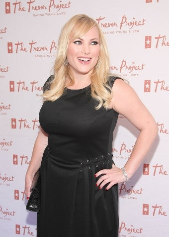 Meghan mccain shows her tits