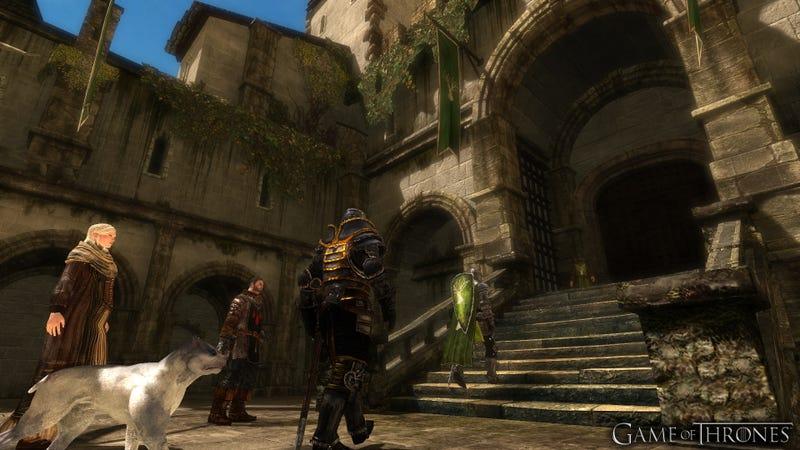 Peek inside Castlewood from Game of Thrones RPG