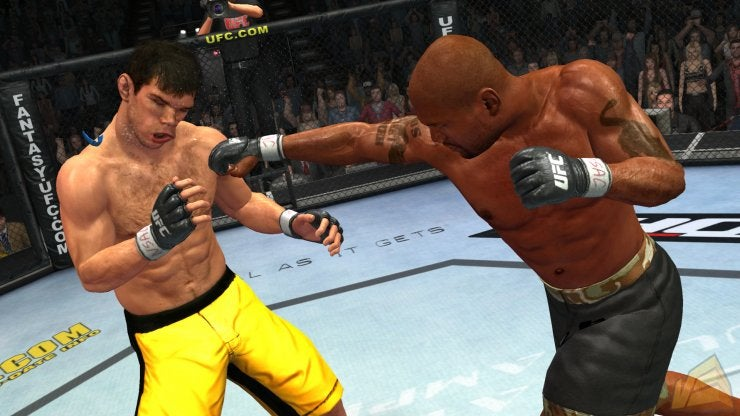 UFC 2009 Undisputed: Trailer, Details, Screens