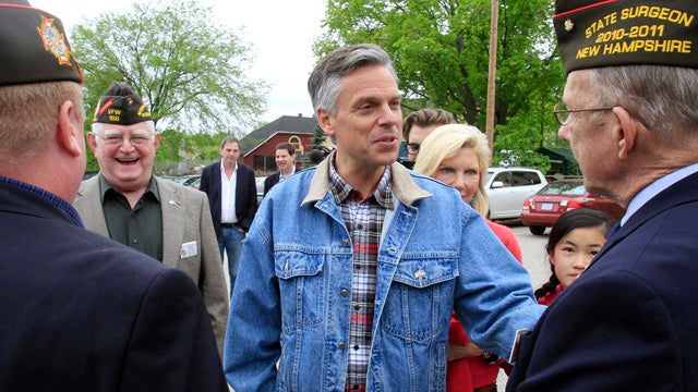 The Secret, Mystical Poems of Jon Huntsman