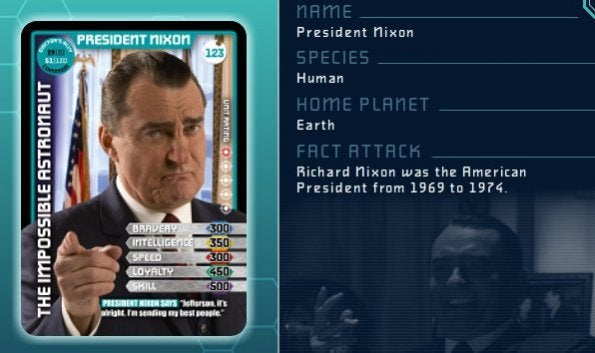 Doctor Who Character Cards