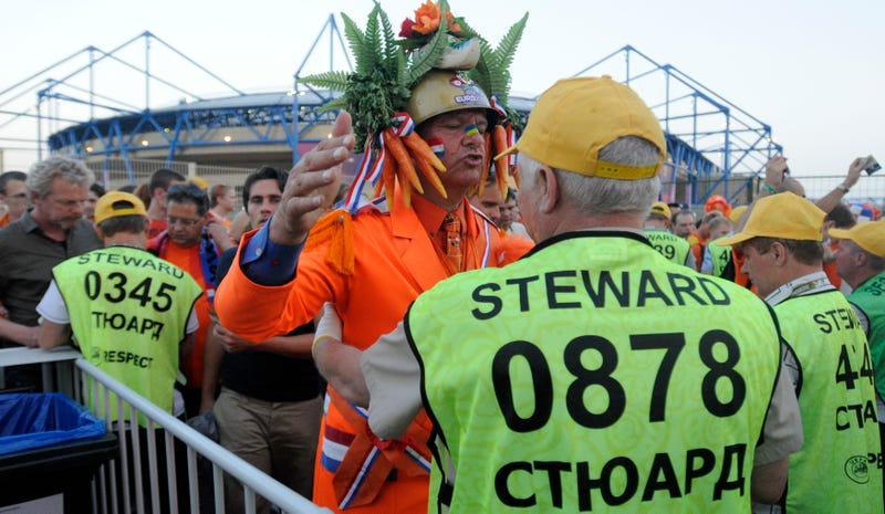 From Ukraine With Love: 24 Racism-Free Hours At Euro 2012