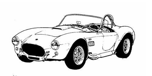 Carroll Shelby Loses Trademark Fight Over Cobra's Design