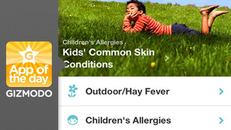 WebMD Allergy: Assuage Your Seasonal Suffering