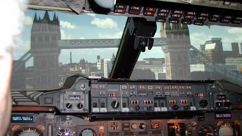 Did You Know You Can Fly the Concorde Under London's Tower Bridge?