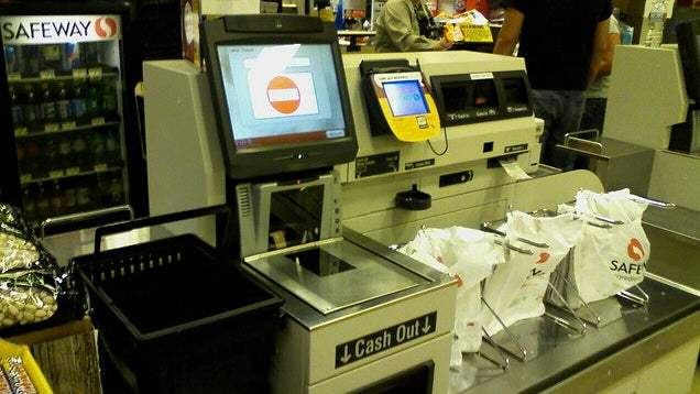 Use the Self-Checkout Lane to Make Better Shopping Decisions