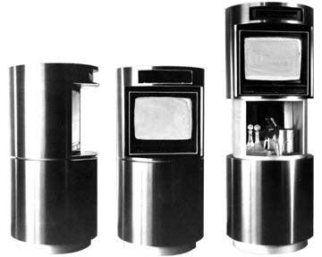 Pop-Up TV Liquor Cabinet