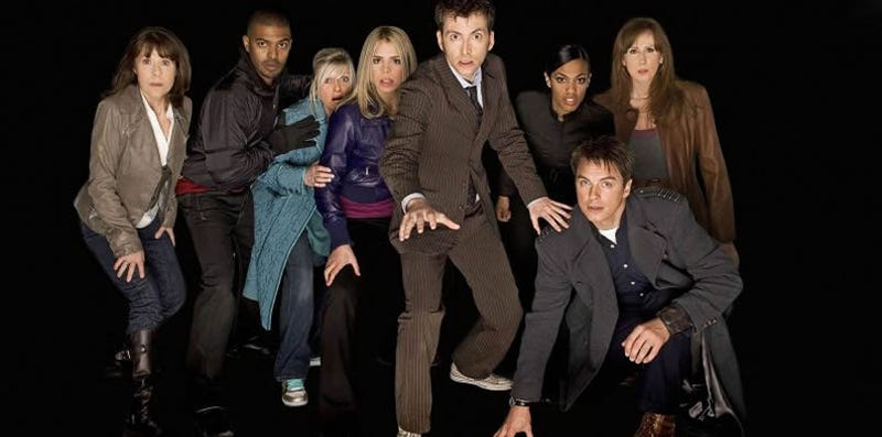 Why Does Doctor Who Only Go Back In Time?