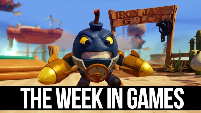 The Week in Games: Meet Swap