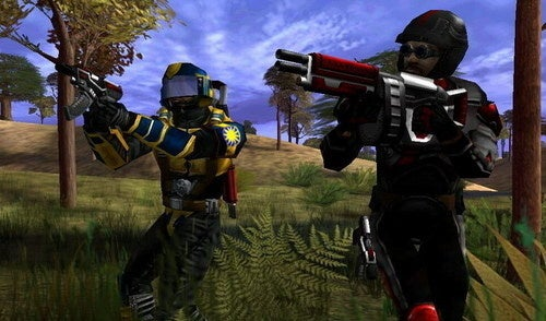 Survey, Web Site Indicate Planetside 2 is in the Works