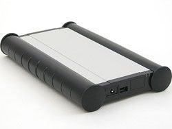 Shockproof Hard Disk Case