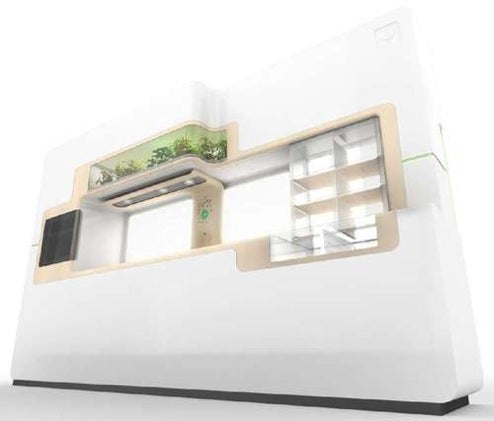 Whirlpool Kitchen is Eco-Friendly, Recycles Heat, Water
