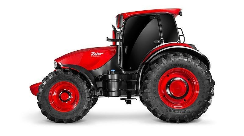 Esto es lo que pasa cuando los creadores de los Ferraris más míticos diseñan un tractor