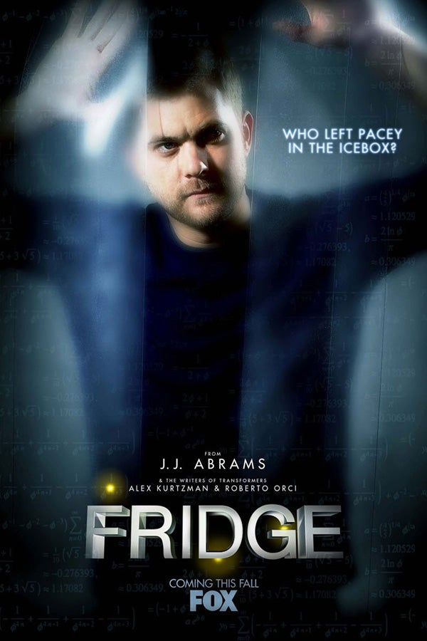 Early Drafts of Fringe Posters Leaked, Reveal Suppressed JJ Abrams Ideas