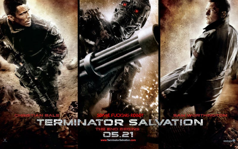 Christian Bale Will Be Angry At This Terminator Character Banner