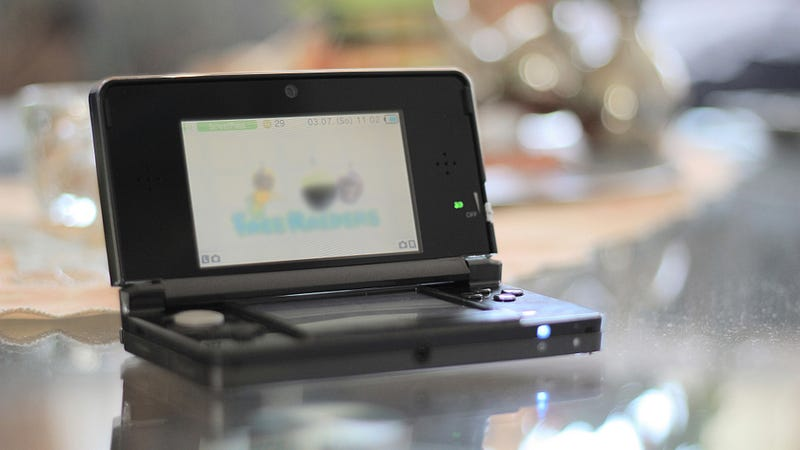 Don't Look Now, But The 3DS Has Become The Best Gaming Machine Out There