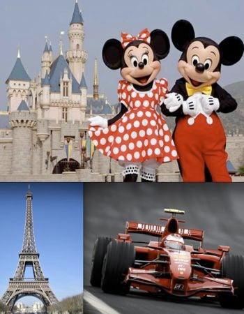 French Grand Prix Going To Disneyland?