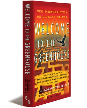 New anthology on climate change packed with amazing science fiction authors