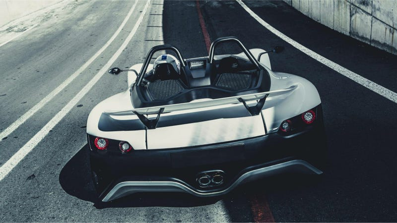 The Vuhl 05 Is Your EcoBoost-Powered Lightweight Mexican Sports Car