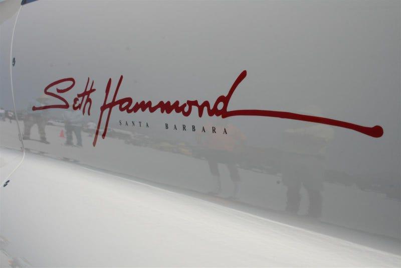 Seth Hammond's Gas Lakester Hits 301 MPH, Smashes Record
