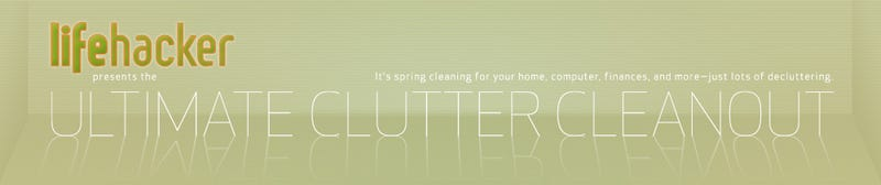 It's Spring Cleaning Time at Lifehacker